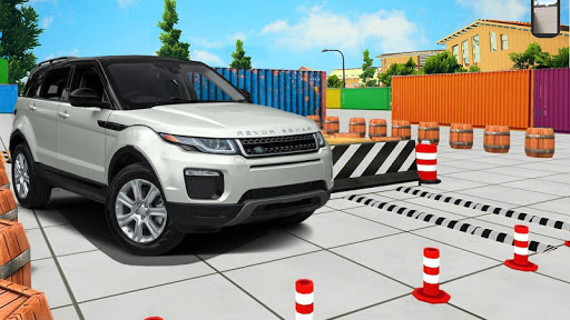 Luxury Prado Jeep Spooky Stunt Parking Range Rover apklade screenshots 2