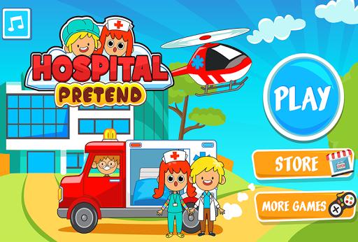 My Pretend Hospital - Kids Hospital Town Life 2.0 screenshots 10