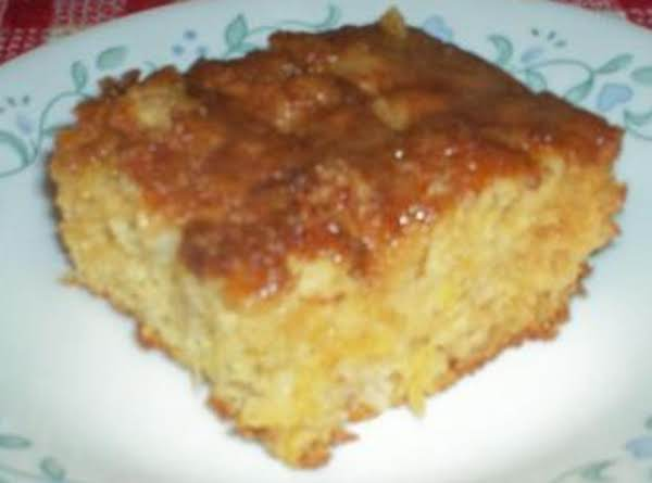 Best Ever Pineapple Cake