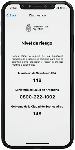 CuidAR screenshot 3