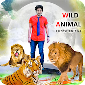 Wild animal Photo Editor -Wild animal Photo Frames