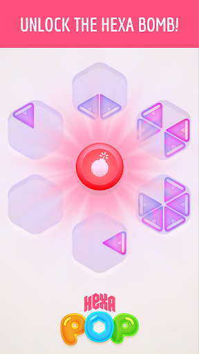 Hexa Pop - screenshot