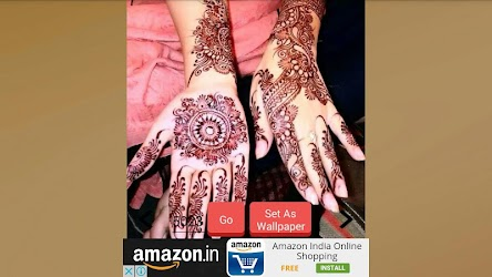 Latest Mehndi Designs 2017 APK Download – Free Art & Design APP for Android 6