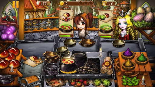 Cooking Witch - screenshot