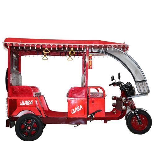 Baba electric rickshaws