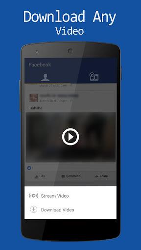 Video Downloader for Facebook 1.0.2 screenshots 1