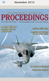 Proceedings Magazine- screenshot thumbnail