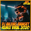 DJ ANJING BANGET OFFLINE icon