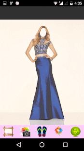 Prom Dress - Women Selfie - náhled