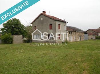 maison à Oradour-Saint-Genest (87)