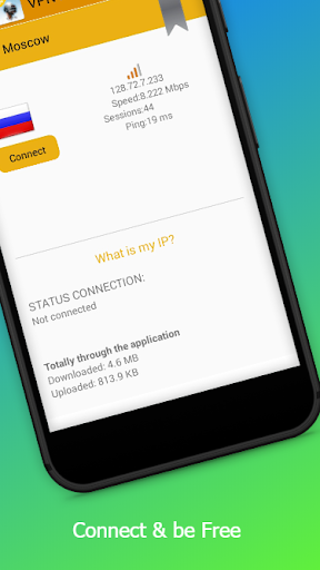 VPN For pub-G - A High Speed, Free VPN App Report on Mobile Action