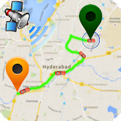 GPS Route Tracker