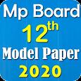MP Board 12th Model Paper 2020