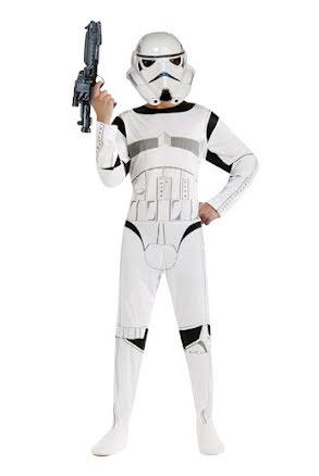 Dräkt, stormtrooper