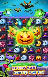 Witchdom – Candy Witch Match 3 Puzzle 1