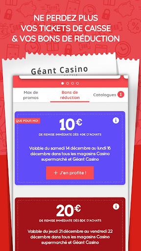Casino Max u2013 Promos & fidu00e9litu00e9 9.1.0 screenshots 4