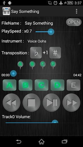 MIDI Klang