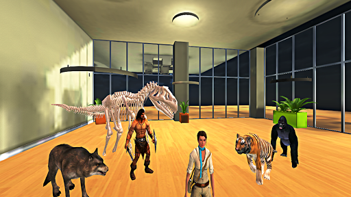 Alive Museum Night Visit 1.5 screenshots 16