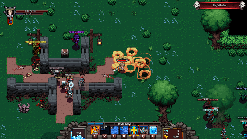Hero Siege: Pocket Edition Screenshot 4