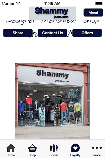 Shammy Jeans