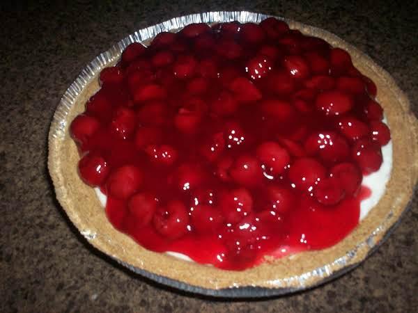 Cherry-o- Cream Pie Recipe