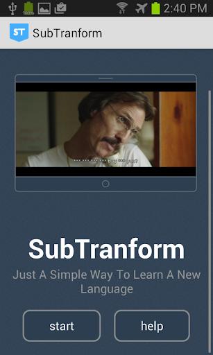 SubTransform