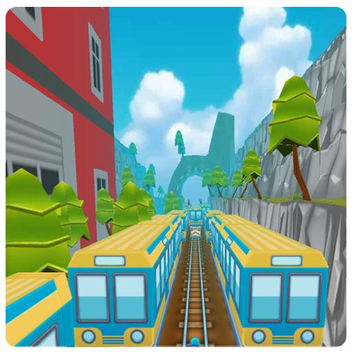 Train Surfer 3D Running Game