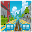 Train Surfer 3D Running Game