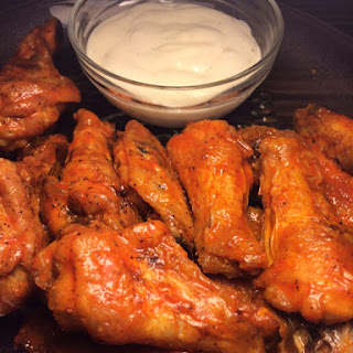 Crispy Baked Wings Recipes