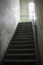 Photo: Restricted stairwell