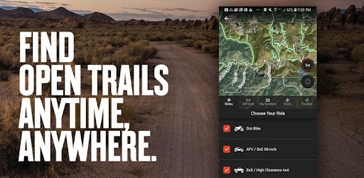 Dirt Roads Map onX Offroad: Maps for 4x4, ATV, SxS, & Dirt Bike   Apps on Google