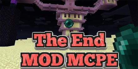 The End MOD MCPE 4 0 latest apk download for Android • ApkClean