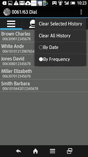 0061/63 Dial 1.5.0 Windows u7528 6
