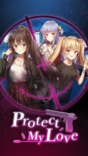 Protect my Love : Moe Anime Girlfriend Dating Sim 5