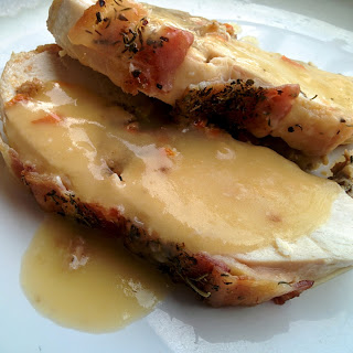 Apple-Stuffed Chicken
