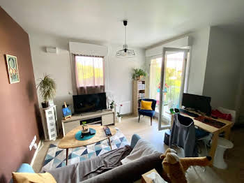 Appartement 2 pièces 37,69 m2