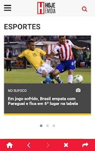 Jornal Hoje em Dia screenshot 1