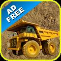 Dump Truck Sounds & Games icon