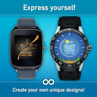 Watch Face - Minimal & Elegant Screenshot 5