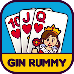 Gin Rummy Free! Icon