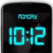 Digital Clock - Screen Watch