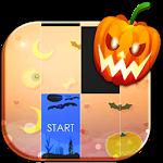 Halloween Piano Tap Icon