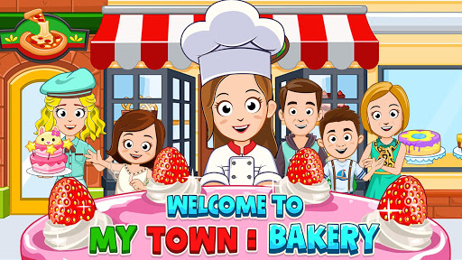 Download My Town : Bakery & Pizza Store Free 1.00 1