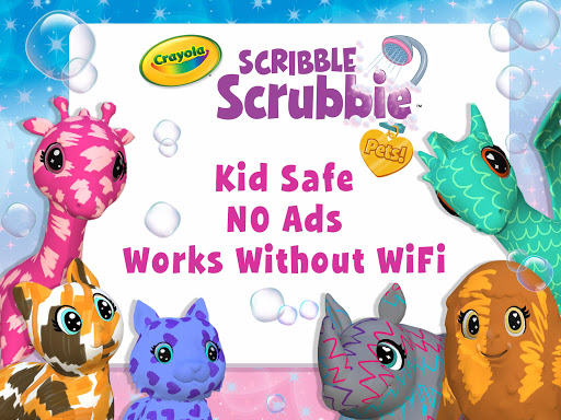 Crayola Scribble Scrubbie Pets 1.4 screenshots 10