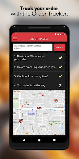 Pizza Hut Delivery Indonesia 2.0.3 screenshots 7