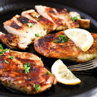 Healthy Skillet Chicken Breast Recipes.
