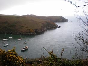 Photo: From Solva to St David's (Solva Harbour)