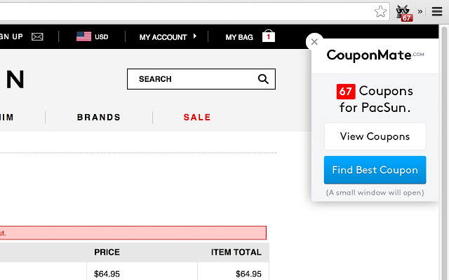 CouponMate: Coupon Codes & Deals