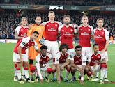 Alexandre Lacazette manquera Arsenal - Manchester United