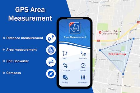 GPS Field Area Measurement – Area Measuring app 2.0.0